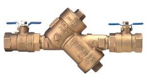 The Importance of a Backflow Valve