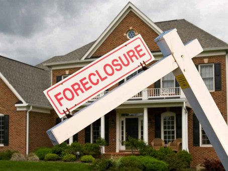 Dealing with a Foreclosure
