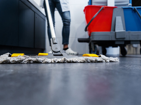3 Major Benefits of Hiring a Commercial Cleaning Company