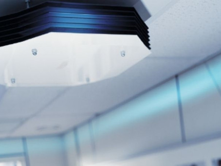 Disinfecting the air we breathe with UV-C light