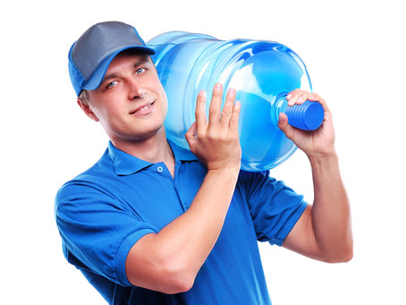 Who Was the Unofficial Water Guy in Your Office?