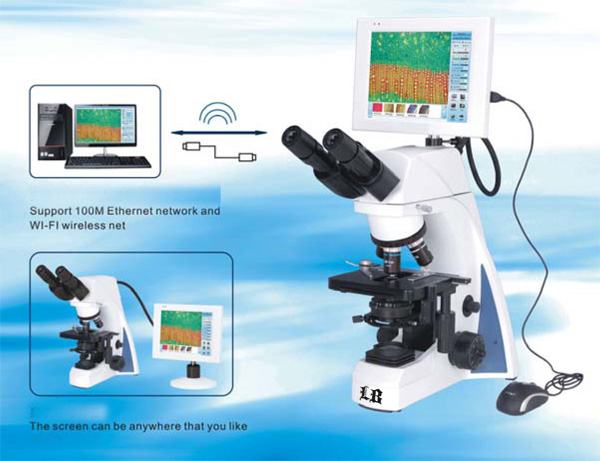 DIGITAL LCD MICROSCOPE