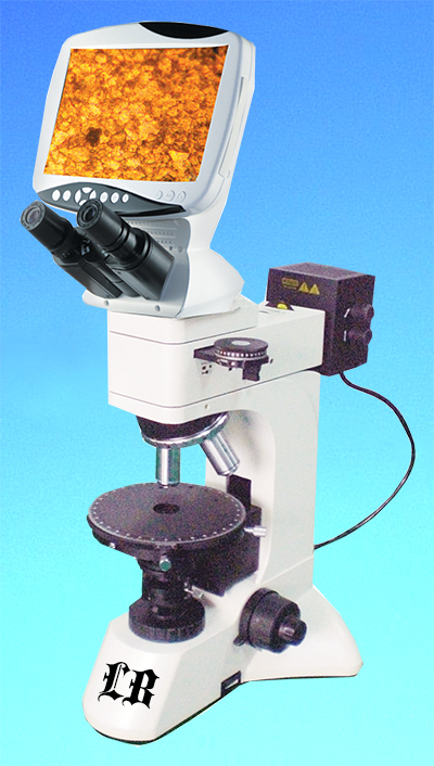 TRANSMITTED MICROSCOPE