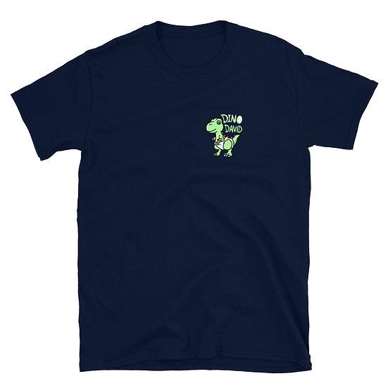 Dino David Short-Sleeve Unisex T-Shirt