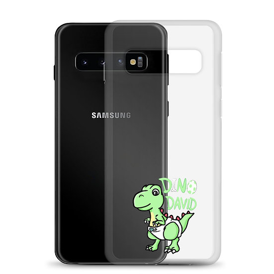 Dino David Samsung Case