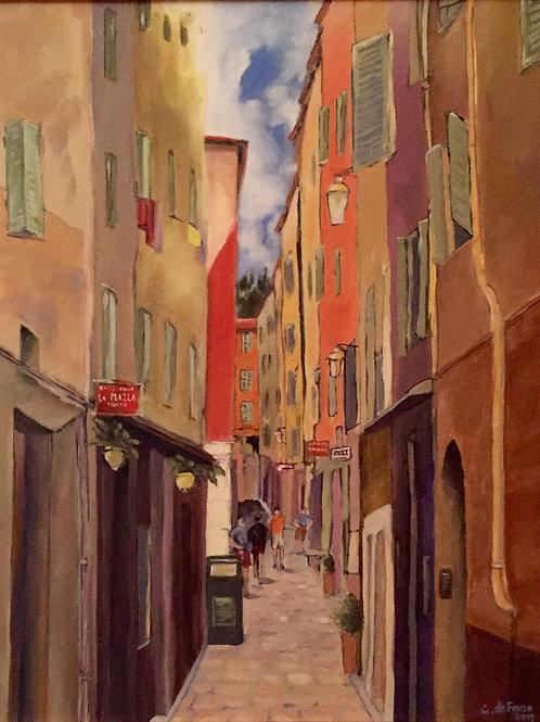 Nice street #1