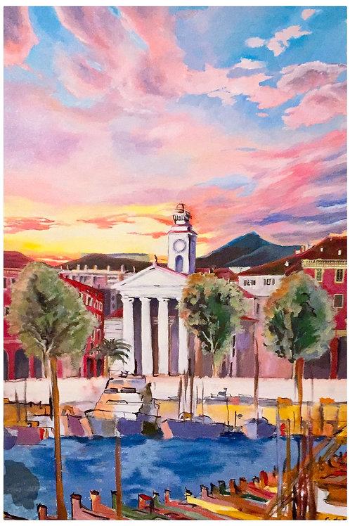 L'église du port de Nice