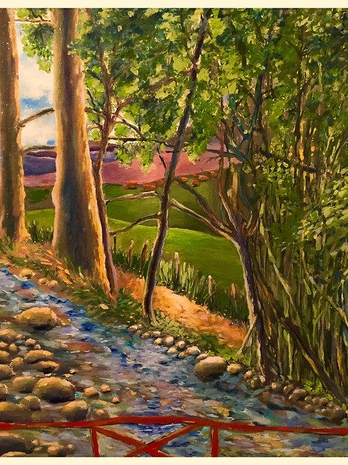 La rivière de Coudes