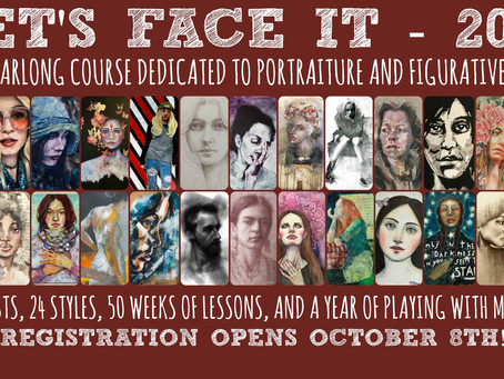 Giveaway! Win a free spot in Let's Face It 2019!