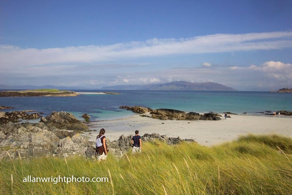 Campervan hire Isle of Iona