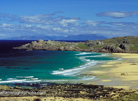 Glorious Islands to visit from Scotlands West Coast
