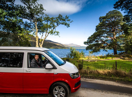 How to Pack for your Campervan Holiday
