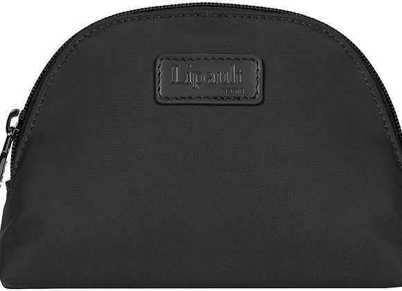 Lipault Cosmetic Pouch Medium Black