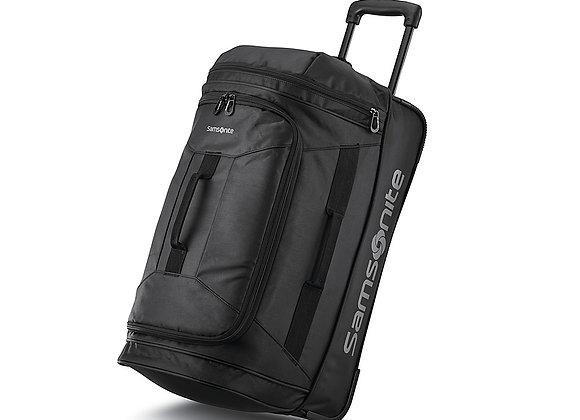 Samsonite Wheeled Duffel 22 Bag Black