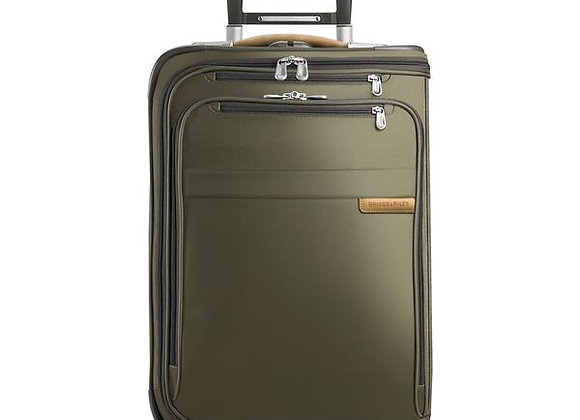 Domestic Carry-On Baseline Upright Garment Bag (Two-Wheel)
