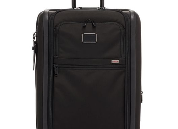 Alpha Continental Dual Access 4 Wheeled Carry-On