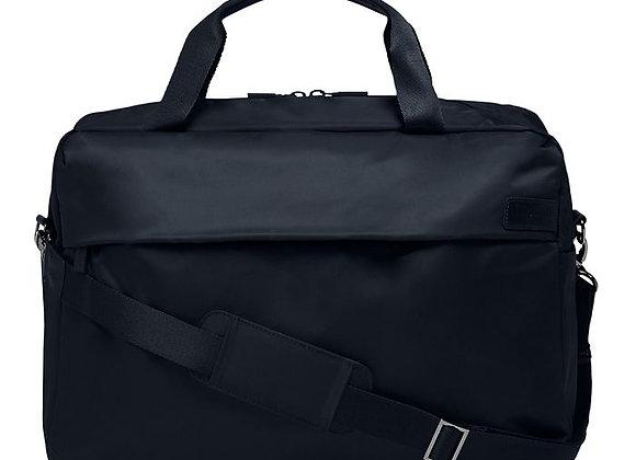 Lipault City Plume Duffle Bag in Cherry Navy