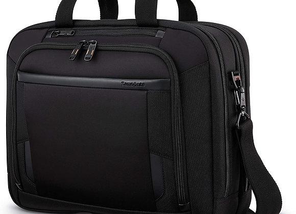 Samsonite Pro Double Compartment Briefcase Black