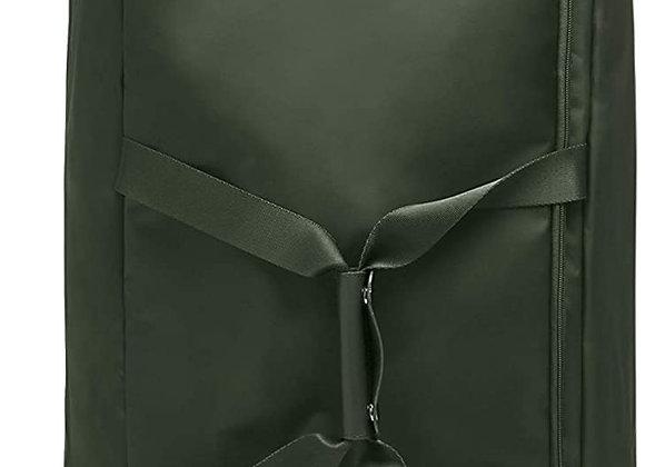 Lipault Foldable Wheeled Duffel 29 Bag Khaki