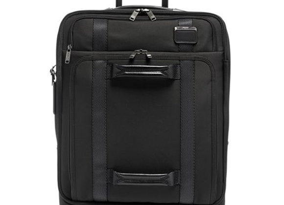 Continental Front Lid 4 Wheeled Carry-On