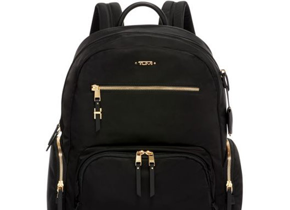 Voyageur Carson Backpack Black