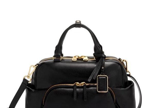Voyageur Lane Satchel Leather