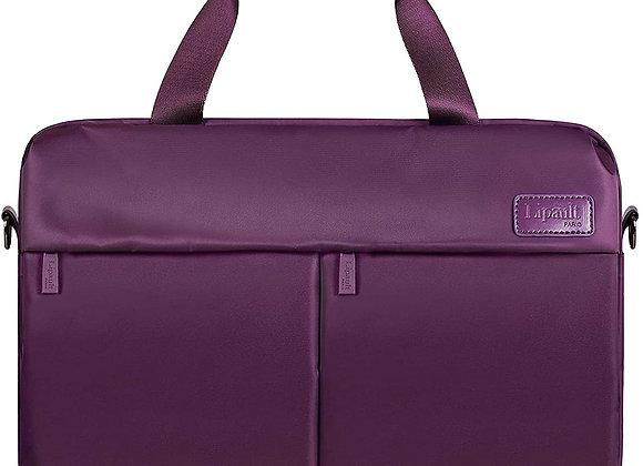 Lipault City Plume 24 Hour Bag Purple