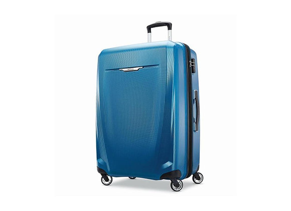 Samsonite Winfield 3 DLX Spinner 78/28 Luggage Blue