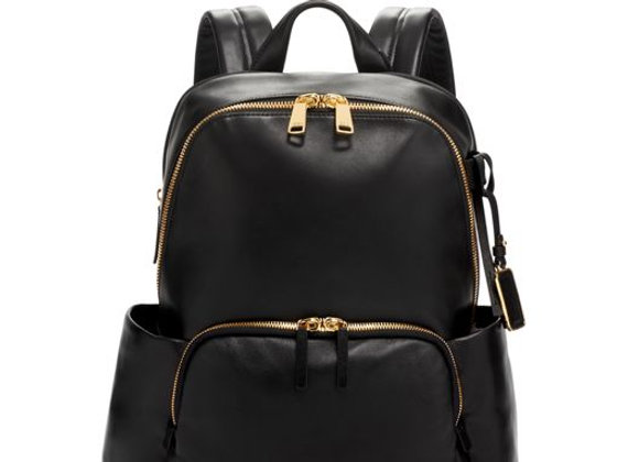 Voyageur Ruby Backpack Leather