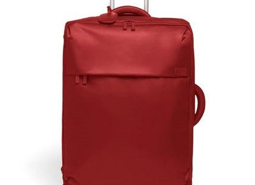 Lipault Plume Spinner Suitcase 26 Cherry Red