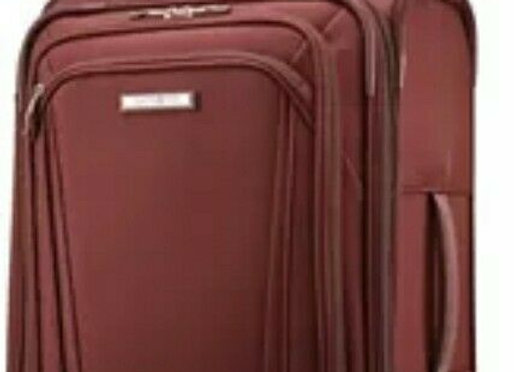 Samsonite Silhouette 16 Expandable 20 Carry-on Spinner Cabernet