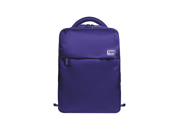 Lipault Paris Nylon Laptop Backpack Purple