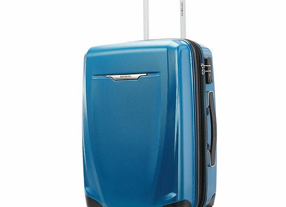 Samsonite Winfield 3 DLX 71/25 Spinner Luggage Blue