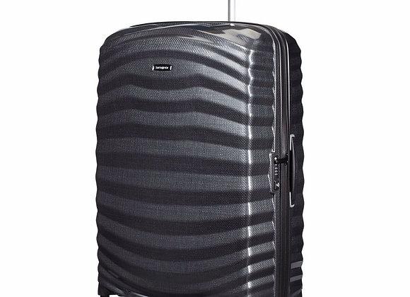 Samsonite Lite Shock 30 Black Luggage