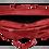 Thumbnail: Lipault City Plume 24h Bag Cherry Red