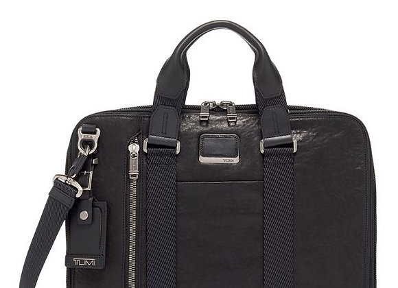 Aviano Slim Brief Leather Alpha 3