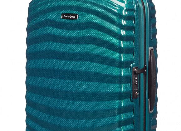 Samsonite Lite Shock 20 Luggage Blue