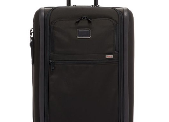 Alpha Continental Expandable 4 Wheeled Carry-On