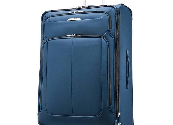 Samsonite Expandable Solyte Dlx 29 Suitcase Blue