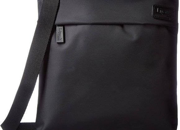 Lipault City Plume Crossover Bag M Black