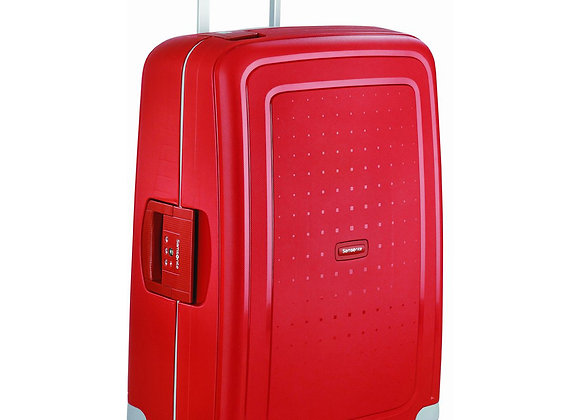 Samsonite S'cure 30 Luggage Red