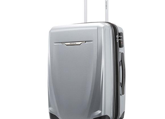 Samsonite Winfield 3 DLX 56/20 Spinner Luggage Silver