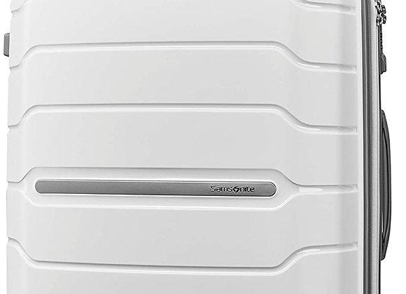 Samsonite Freeform 24 Rigid Case White