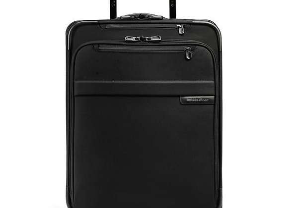 Commuter Expandable Torq Carry-On Upright Suitcase