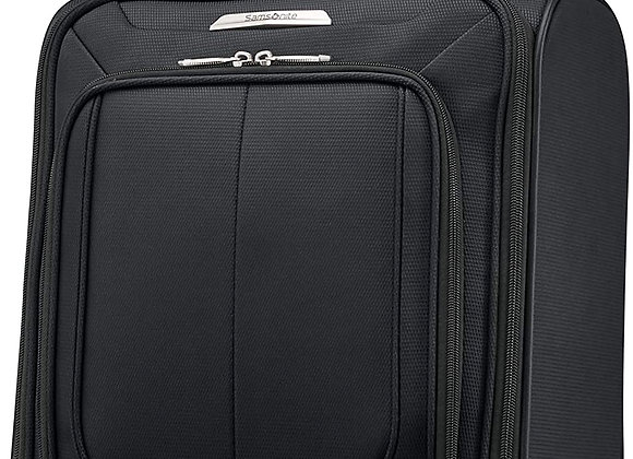 Samsonite Underseat Solyte Dlx Luggage Black