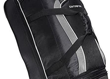 Samsonite Andante Wheeled Duffel Bag Black/grey