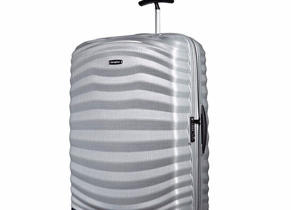 Samsonite Lite Shock 28 Silver Luggage