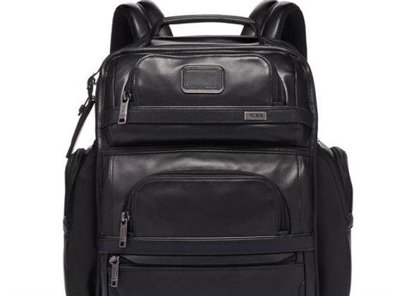 Tumi Brief Pack Leather