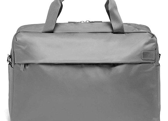 Lipault Plume Duffel Bag Pearl Grey