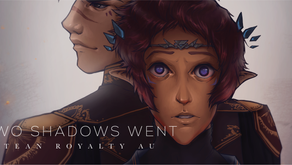 Two Shadows Went, Chapter 10